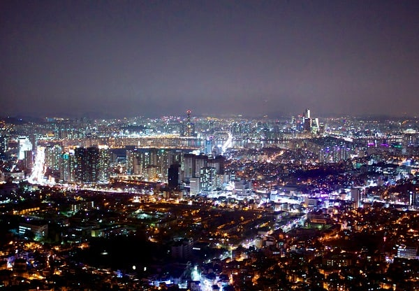 Chơi gì, làm gì ở Seoul buổi tối? Ngắm toàn cảnh Seoul từ trên cao