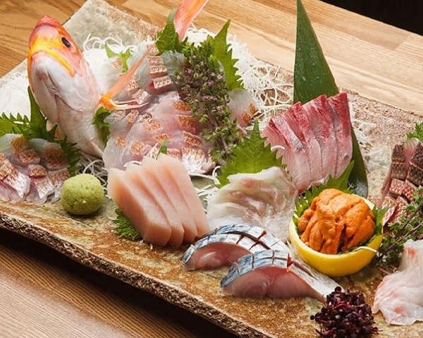 Du lịch Jeju Hàn Quốc nên ăn gì ngon? Món ăn nổi tiếng ở Jeju. Sashimi