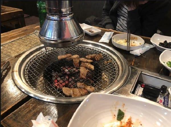 Du lịch Seoul - Nami 3 ngày 2 đêm. Du lịch Seoul - Nami nên ăn ở đâu ngon? Quán Ziu Galbi - Myeongdong