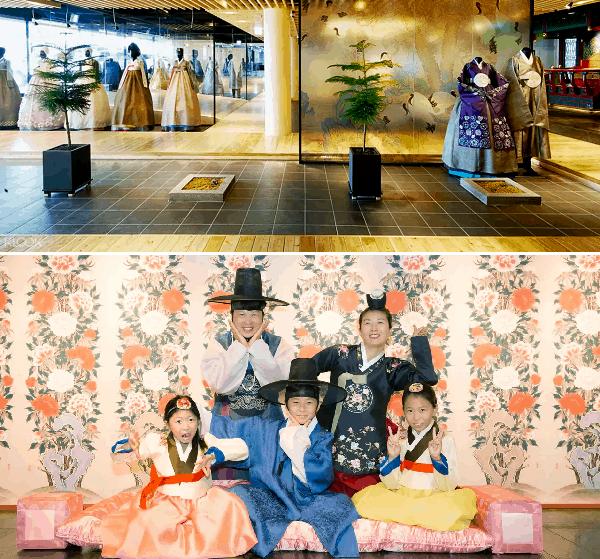 Kinh nghiệm đi tháp Namsan, thuê và chụp ảnh hanbok ở tháp Namsan