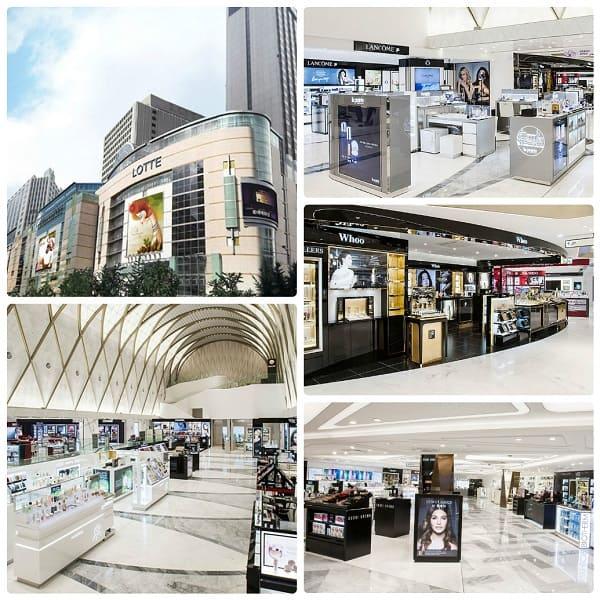 Kinh nghiệm mua sắm ở Lotte Duty Free Hàn Quốc, cửa hàng Lotte Duty Free lớn nhất Hàn Quốc