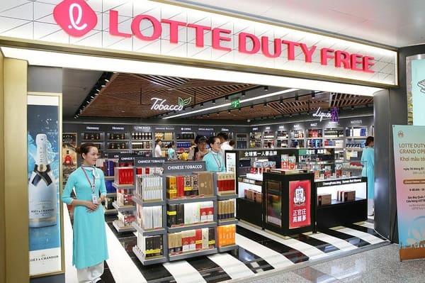 Kinh nghiệm mua sắm ở Lotte Duty Free, ở đâu, mua gì, có gì?