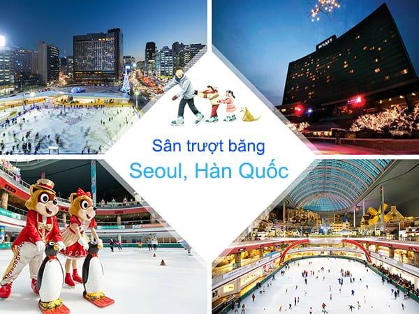 Các sân trượt băng ở Seoul, Hàn Quốc