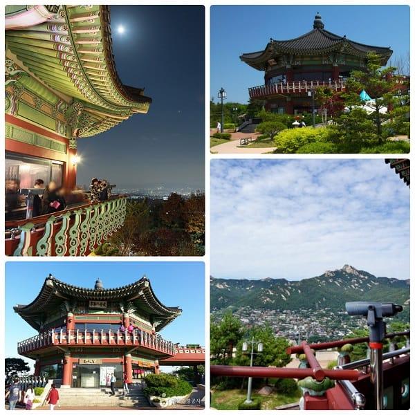 Valentine ở Seoul, Hàn Quốc đi đâu chơi? Đường chân trời Bugak Skyway