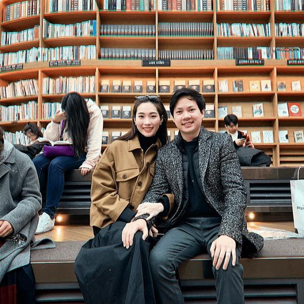 Thư viện Starfield - Địa điểm sống ảo đẹp nhất ở Seoul