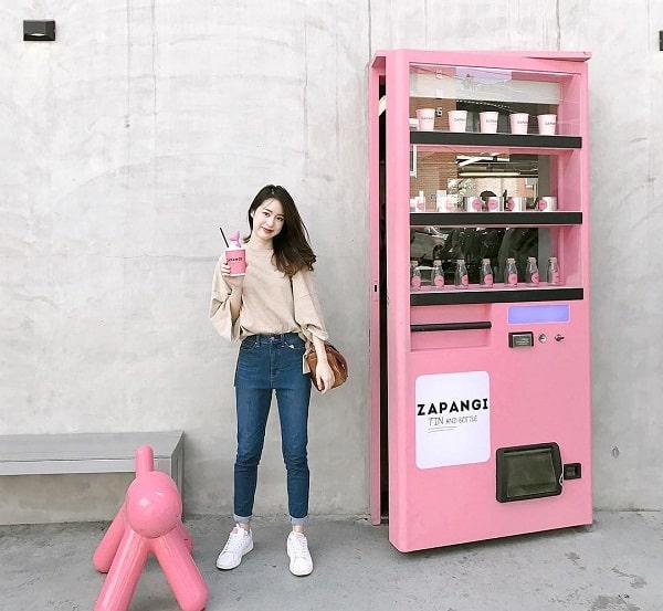 Zapangi - Chụp ảnh đẹp ở Seoul Hàn Quốc