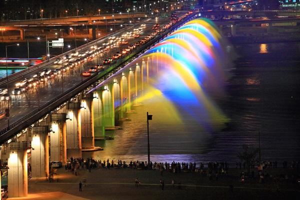 Địa điểm chụp ảnh đẹp ở Seoul đư