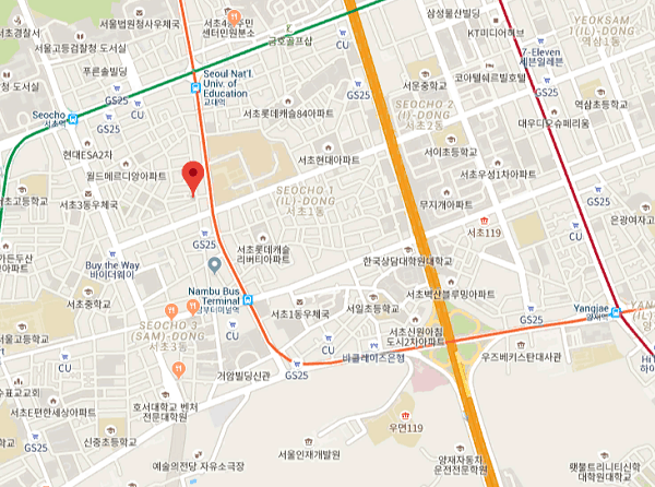 Quán ăn ngon nổi tiếng ở Myeong-dong Seoul