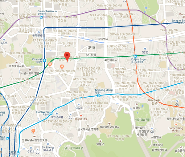 8 quán ăn ngon tại Myeong-dong nổi tiếng và đông khách