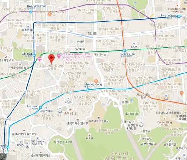Ăn ở đâu ngon tại Myeong-dong?