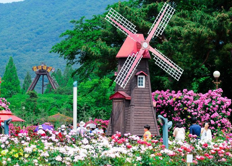 Địa điểm tham quan cho trẻ em ở Seoul, Hàn Quốc, Seoul Grand Park
