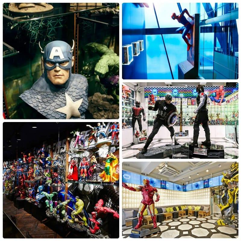Địa điểm tham quan ở Seoul cho trẻ em, Bảo tàng Figure Museum W