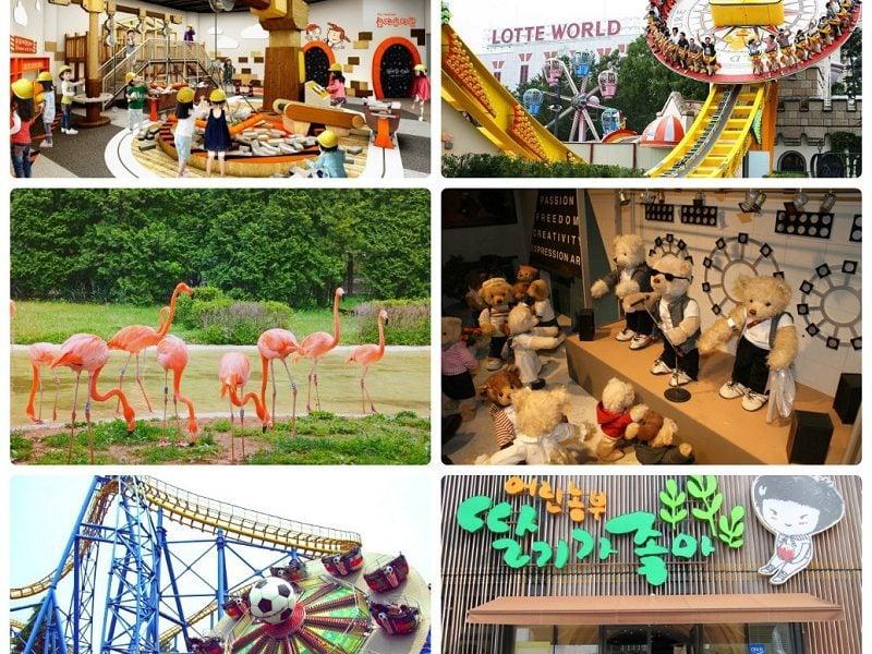 Du lịch Seoul có trẻ nhỏ nên đi đâu? Địa điểm du lịch Seoul cho trẻ em
