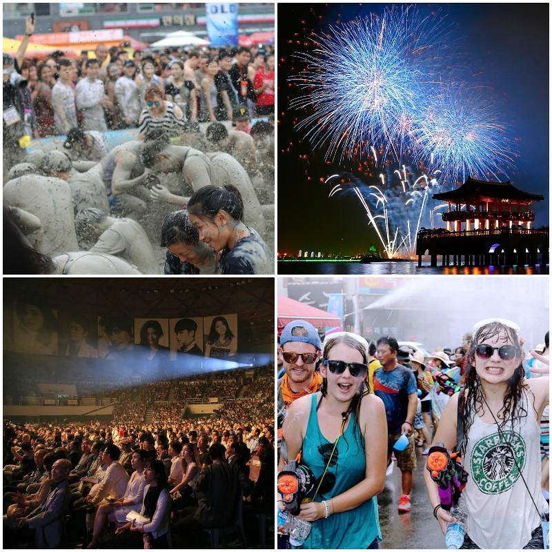 Du lịch Hàn Quốc tháng 7 có lễ hội gì? Du lịch Hàn Quốc tháng 7 có đẹp không, review?