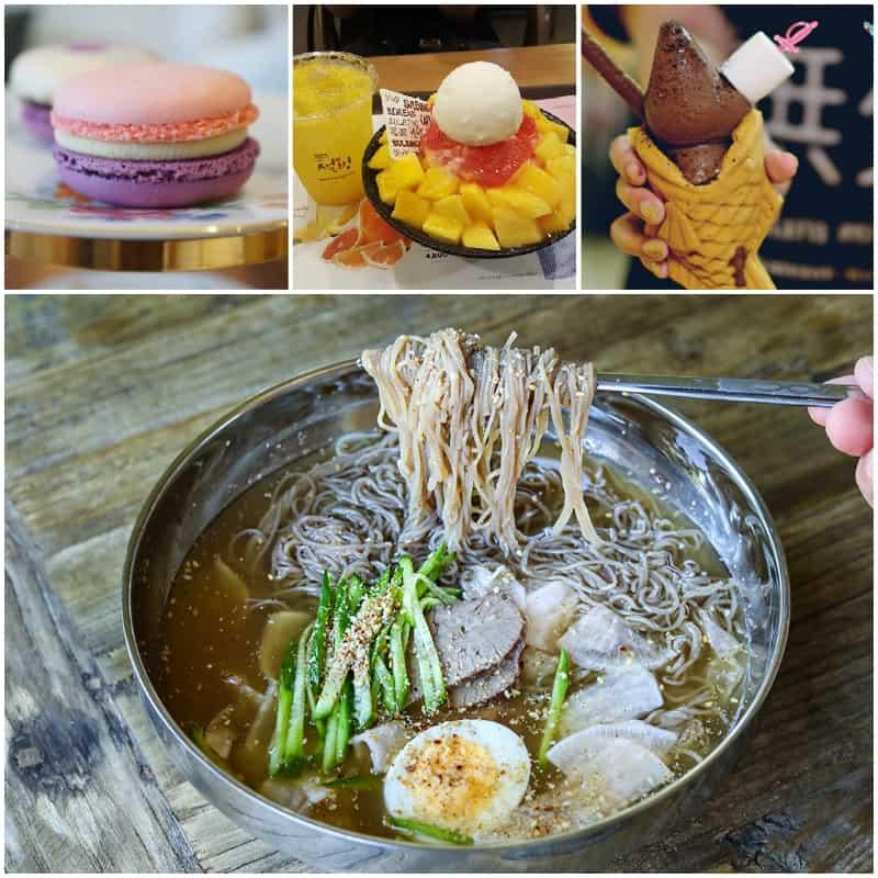 Du lịch Hàn Quốc tháng 7 nên ăn gì? Review ăn uống khi du lịch Hàn Quốc tháng 7