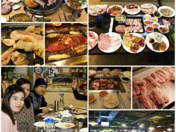 Quán buffet thịt nướng ở Seoul, địa chỉ ăn buffet thịt nướng ở Seoul