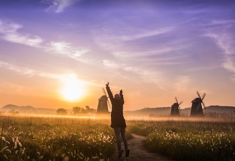 Địa điểm du lịch Incheon Hàn Quốc siêu hấp dẫn. Công viên sinh thái Sorae. Địa điểm check - in đẹp ở Incheon