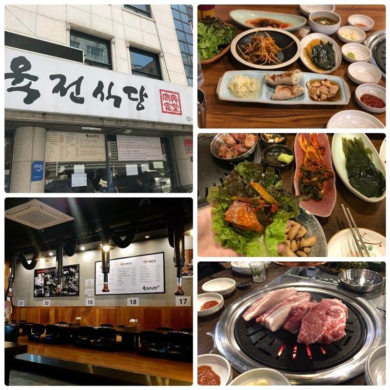 Nhà hàng BBQ ngon nhất ở Seoul Hàn Quốc, Yukjeon Sikdang