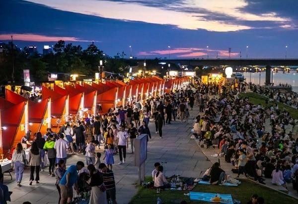 Top chợ đêm ở Seoul nổi tiếng nhất, chợ đêm Bamdokkaebi