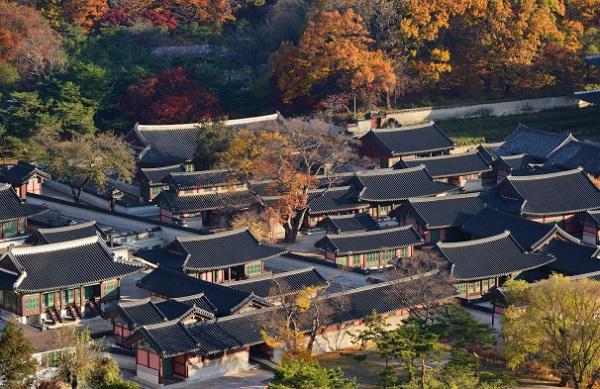 Ở Seoul Hàn Quốc có những cung điện nào? Cung điện Changdeokgung
