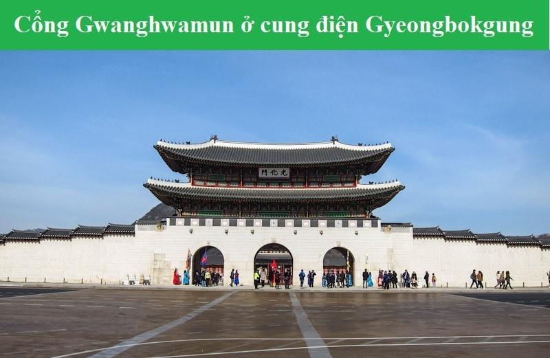 Kinh nghiệm đi chơi cung điện Gyeongbokgung Seoul Hàn Quốc
