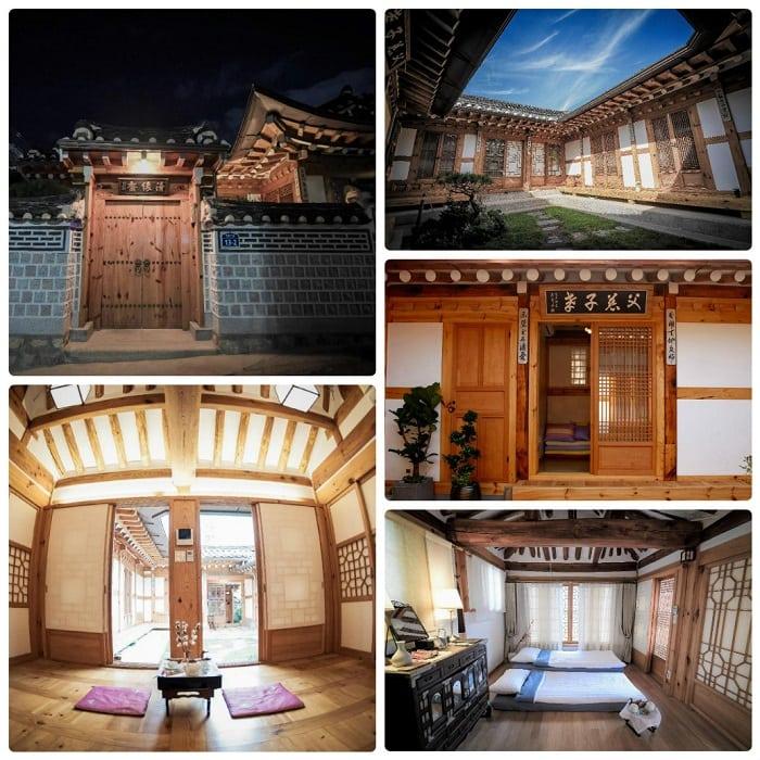 Du lịch làng cổ Bukchon Hanok nên ở đâu? Cheong Yeon Jae Hanok