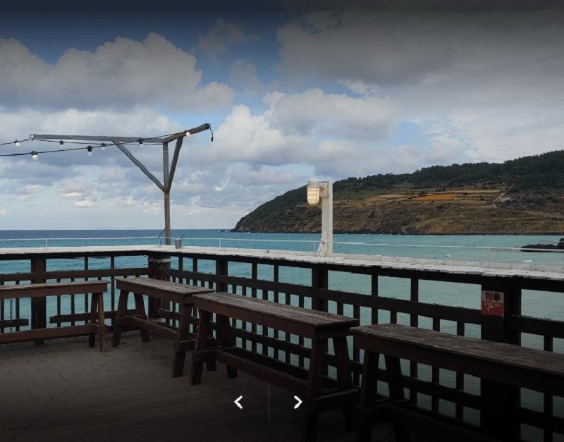 Địa chỉ uống cà phê hot nhất đảo Jeju