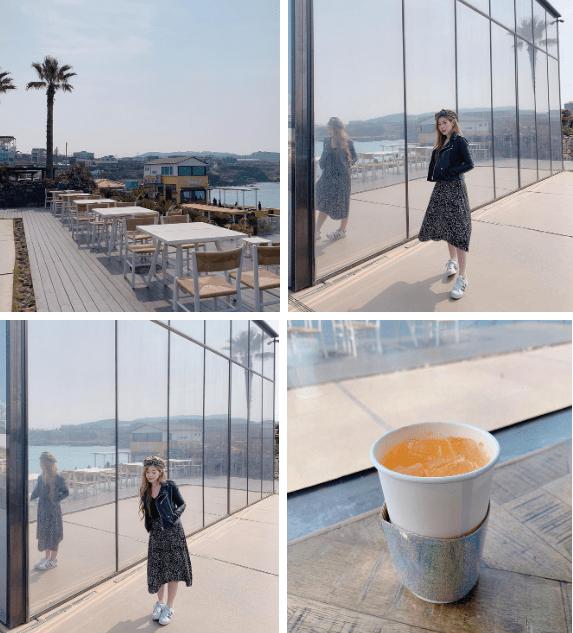 Top quán cafe đẹp nổi tiếng nhất đảo Jeju lên ảnh bao HOT. Du lịch đảo Jeju nên đi quán cà phê nào?