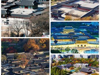 Top 5 cung điện nổi tiếng nhất Seoul, Hàn Quốc