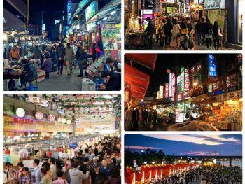 Du lịch Seoul nên đi chợ đêm nào? Top 5 khu chợ đêm nổi tiếng nhất Seoul
