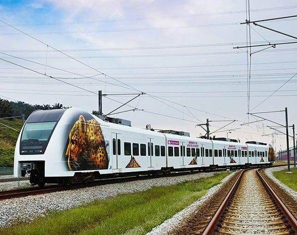 Cách di chuyển từ sân bay KLIA đến Kuala Lumpur, đi tàu cao tốc KLIA EXPRESS
