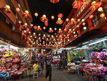 Chợ đêm nổi tiếng ở Kuala Lumpur, Malaysia