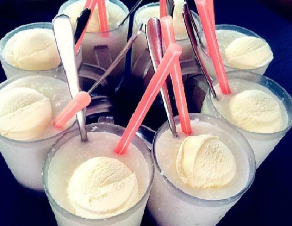Đến Malacca Malaysia nên ăn gì? Món ăn đường phố ngon ử Malacca. Kem sữa dừa