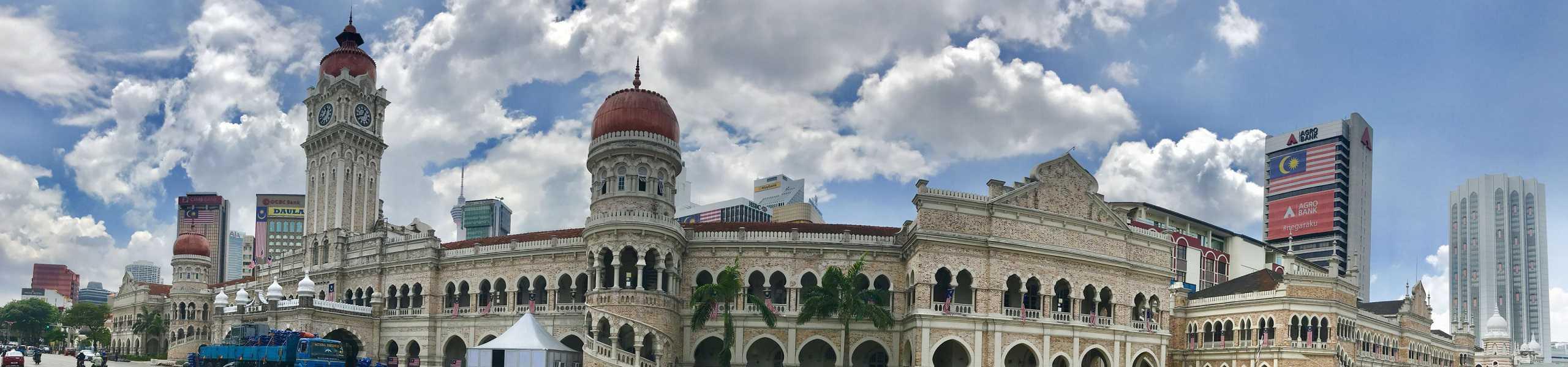 Di tích lịch sử ở Malaysia