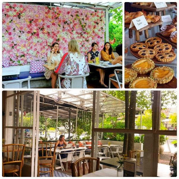 Lisette's Cafe & Bakery - địa điểm ăn sáng ở Malaysia đông khách nhất