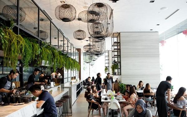Wizards At Tribeca là địa chỉ ăn sáng ở Malaysia có không gian sạch sẽ, thoải mái