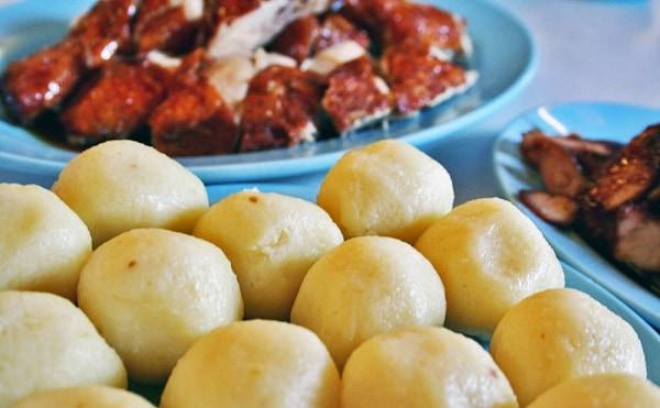 Kedai Kopi Chung Wah - nơi ăn uống ngon, giá rẻ ở Malacca