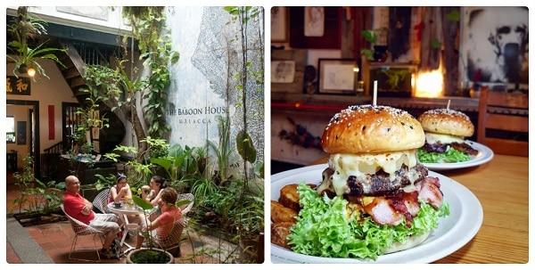 The Baboon House - nhà hàng tốt nhất ở Malacca