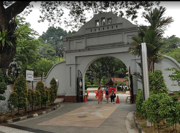 Địa điểm tham quan, du lịch giá rẻ ở Kuala Lumpur. Bảo tàng quốc gia Malaysisa