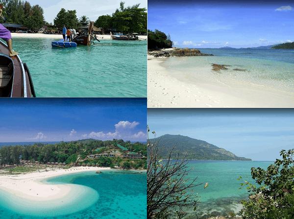 Địa điểm tham quan nổi tiếng ở Langkawi. Nên đi đâu, chơi gì ở đảo Langkawi? Đảo Koh Lipe