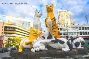 Địa điểm tham quan ở Kuching Malaysia