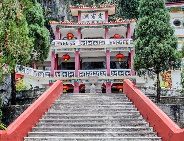 Đền Perak Tong - địa điểm tham quan ở Ipoh Malaysia