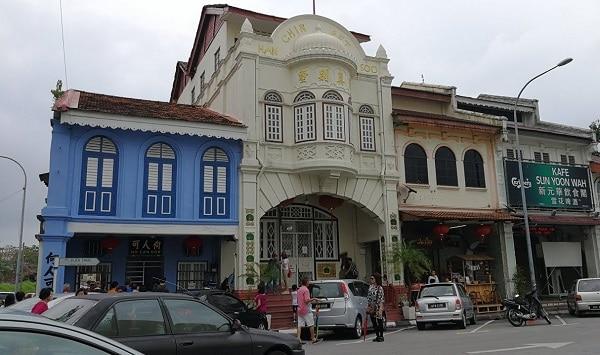 Ipoh World - địa điểm văn hóa lịch sử ở Ipoh Malaysia