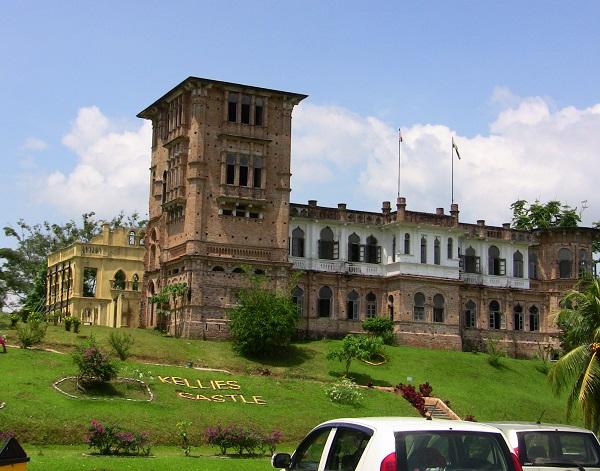 Lâu đài Kellie's Castle - điểm du lịch ở Ipoh đẹp, nhiều bí ẩn