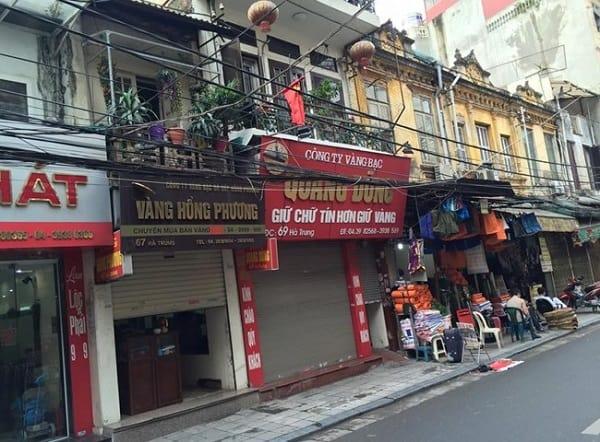 Đổi tiền Malaysia ở đâu? Khu phố Hà Trung là địa chỉ đổi tiền nổi tiếng