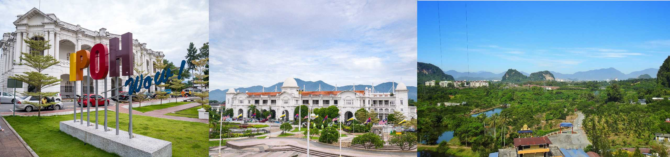 Du lịch Ipoh Malaysia