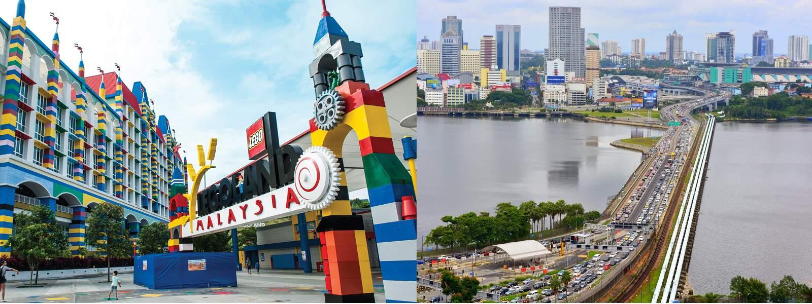 Du lịch Johor Bahru Malaysia