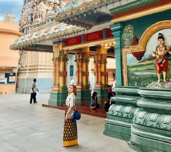 Du lịch KuaLa Lumpur - Genting 3 ngày 2 đêm. Du lịch KuaLa Lumpur - Genting 3 ngày 2 đêm nên đi chơi ở đâu? Đền Sri Maha Mariamman