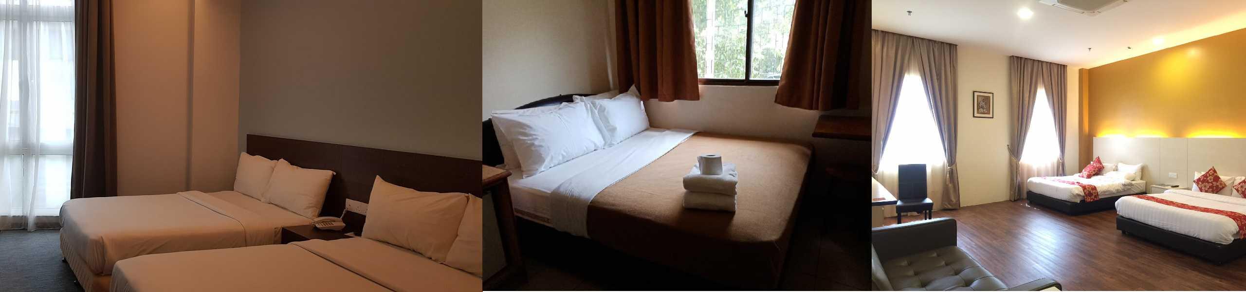 Khách sạn giá rẻ ở Malaysia. Tư vấn lựa chọn khách sạn giá rẻ, bình dân ở Malaysia