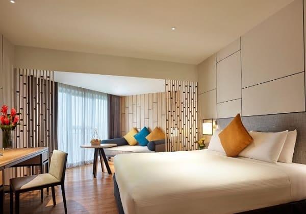 Du lịch Penang nên ở đâu? Khách sạn ở Penang Malaysia.